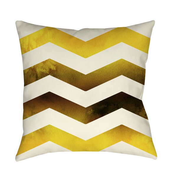 Ombre Printed Throw Pillow by Manual Woodworkers & Weavers