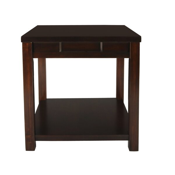 Heatherton End Table By Red Barrel Studio