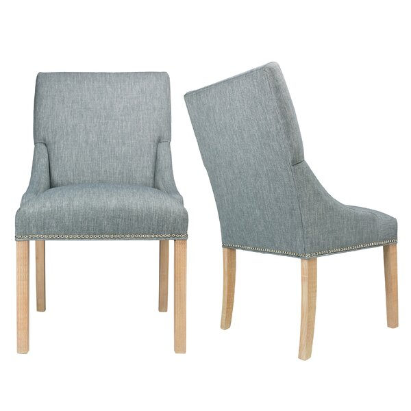 Maire Upholstered Dining Chair (Set of 2) by Sole Designs