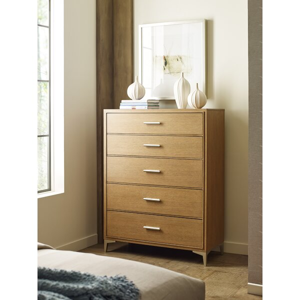 Hygge 5 Drawer Chest by Rachael Ray Home