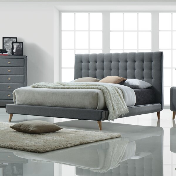 Cleitus Upholstered Platform Bed By Corrigan Studio by Corrigan Studio Great price