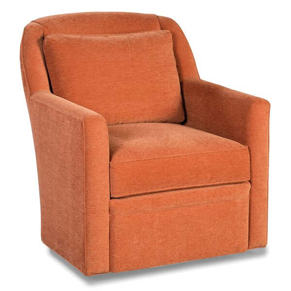 Weston Swivel Armchair by Fairfield Chair