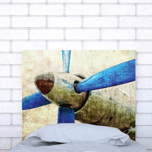 Upholstered Panel Headboard by Noyo Home