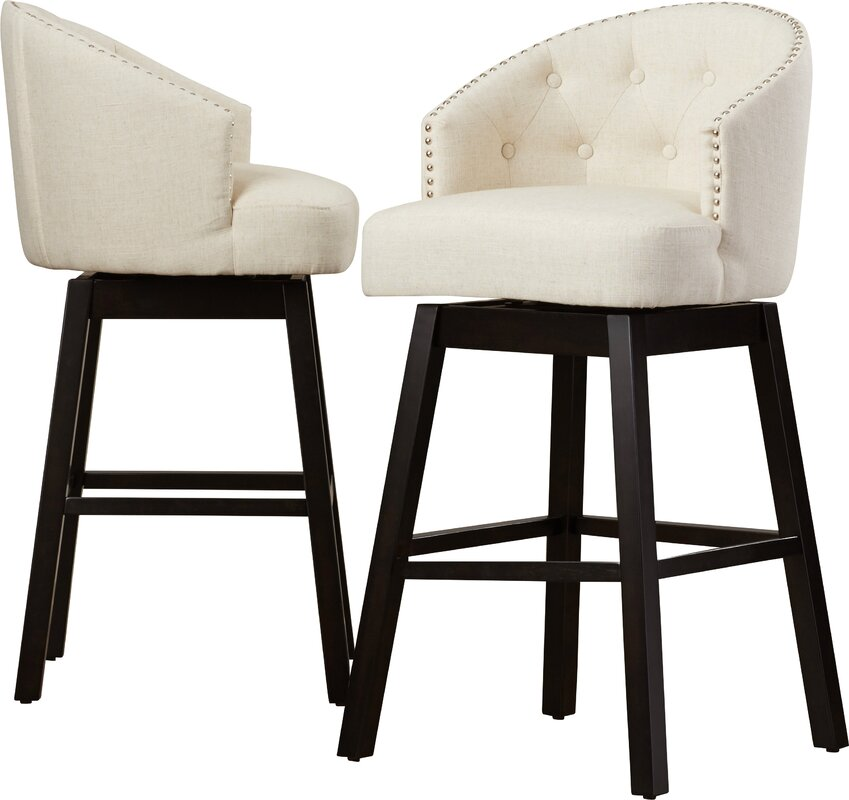 Alcott Hill Farmington 30 Quot Swivel Bar Stool Amp Reviews