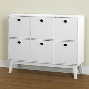 Verona 6 Door Accent Chest