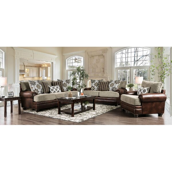 Riveria Transitional Configurable Living Room Set by Astoria Grand
