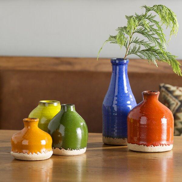 Cameron Mini 5 Piece Table Vase Set by Loon Peak
