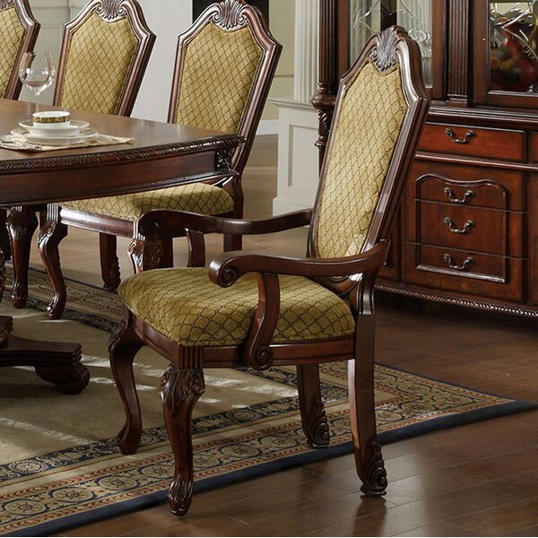 Barrview Traditional Upholstered Dining Chair (Set of 2) by Astoria Grand