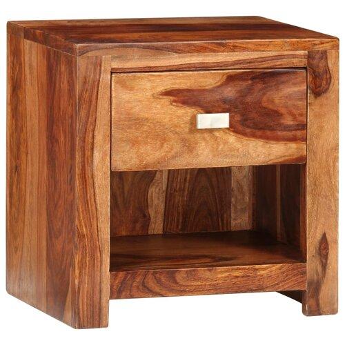 Nachttisch mit Schublade dCor design   Schlafzimmer > Nachttische   Holz   dCor design