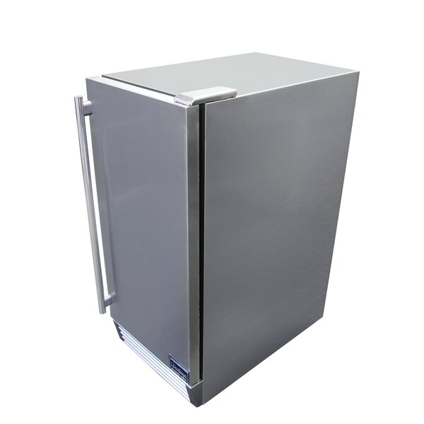Designer Series Automatic 44 lb. Daily Production Freestanding Ice Maker by Vinotemp