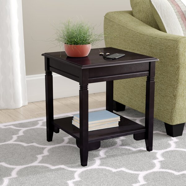 Philson End Table by Winston Porter