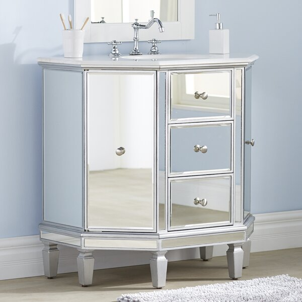 Reis 35 Single Bathroom Vanity Set by Willa Arlo Interiors