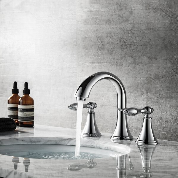Florence Mini-Widespread Bathroom Faucet by Vinnova