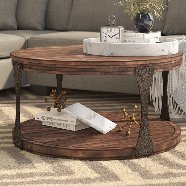 Aradhya Coffee Table by 17 Stories