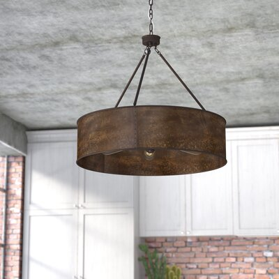 Drum Chandeliers You Ll Love Wayfair