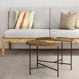 Esma 2 Piece Coffee Table Set
