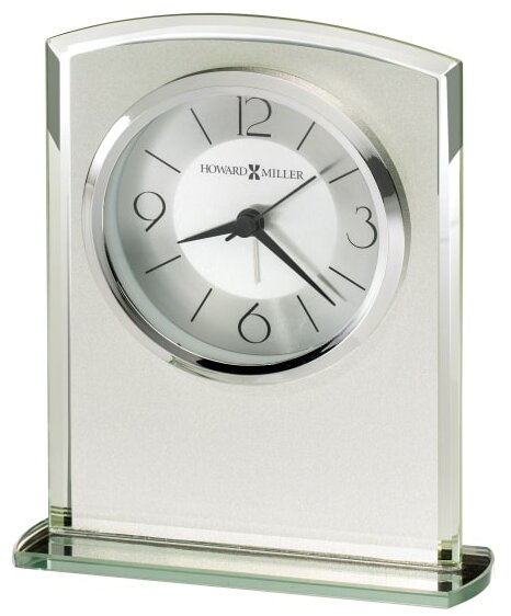 Glamour Tabletop Clock by Howard Miller®