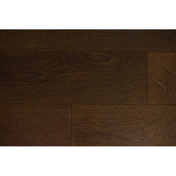 Everest 6 Engineered Oak Hardwood Flooring in Fennel by Branton Flooring Collection