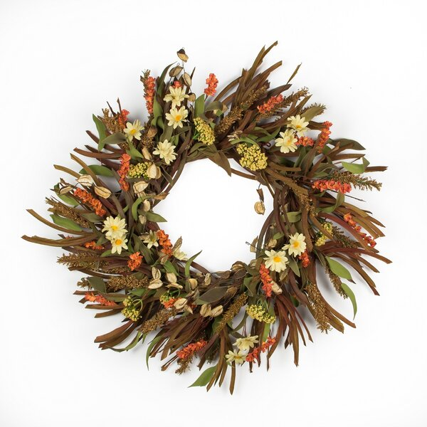 24 Wreath by Darby Home Co
