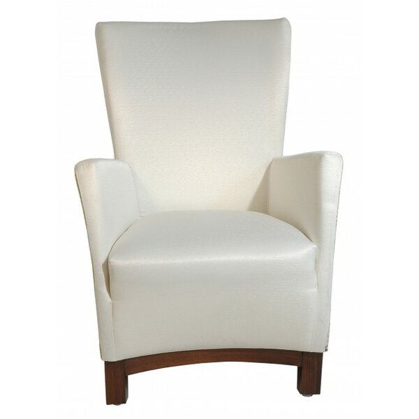 Violet Wing back Chair by Oak Idea Imports