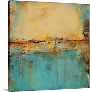 'Love Notes' Graphic Art on Canvas by Trent Austin Design