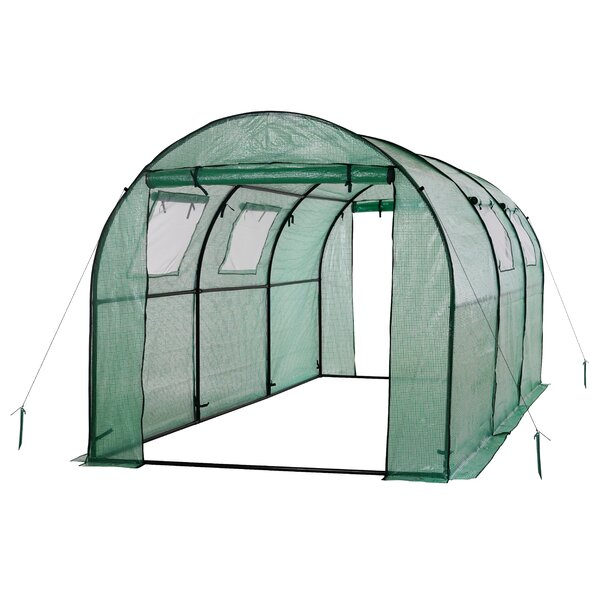 6 Ft. W x 15 Ft. D Greenhouse by OGrow