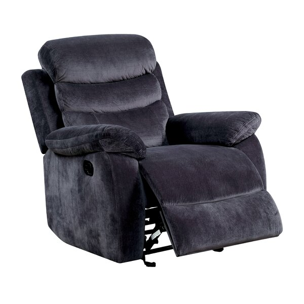 Ellicott Manual Glider Recliner [Red Barrel Studio]