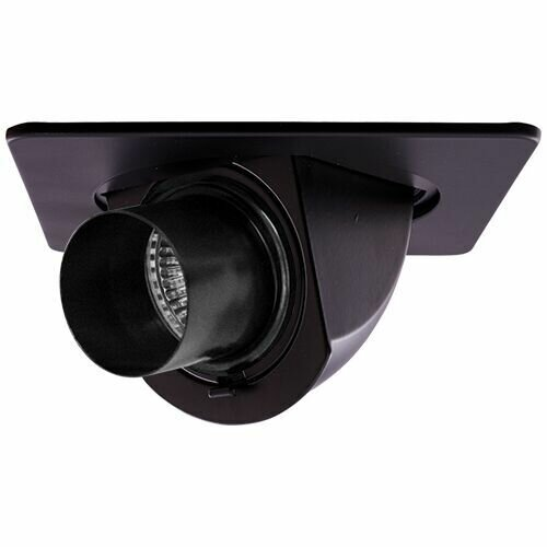 Adjustable Pull Down Snoot 4 LED Recessed Trim by Elco Lighting