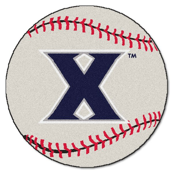 NCAA Xavier University Baseball Mat by FANMATS