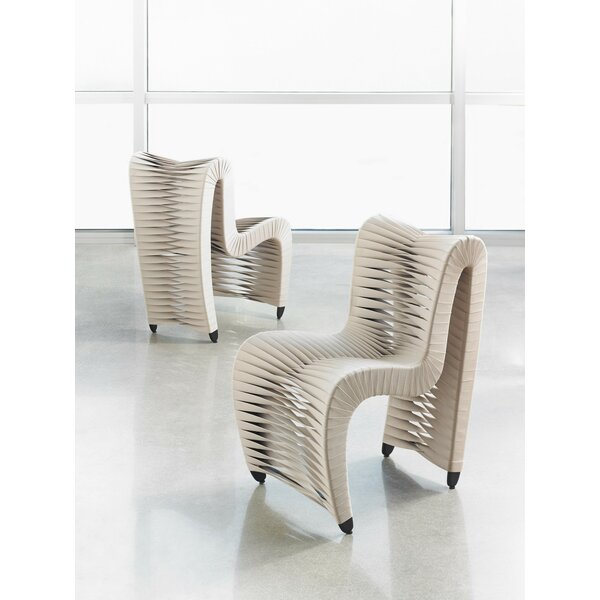 Seat Belt Upholstered Dining Chair by Phillips Collection