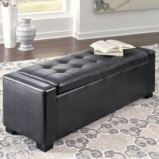 Byram Upholstered Storage Bench