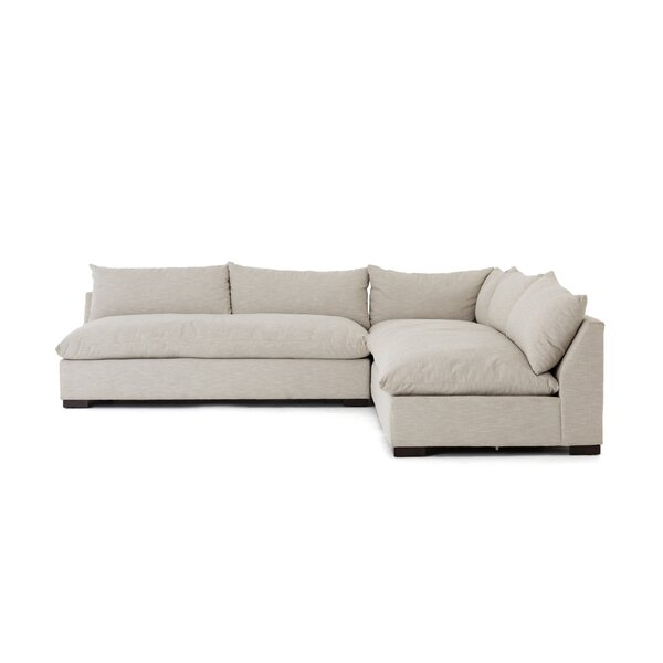 Patio Furniture Southwold Right Hand Facing Sectional