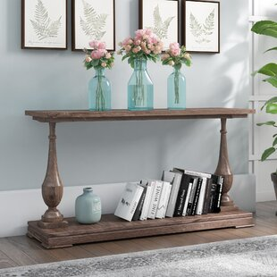 rustic accent table wayfair