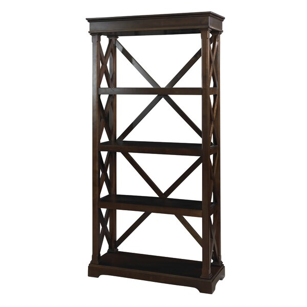 Bell-Aire Etagere Bookcase by Bombay Heritage Bombay Heritage