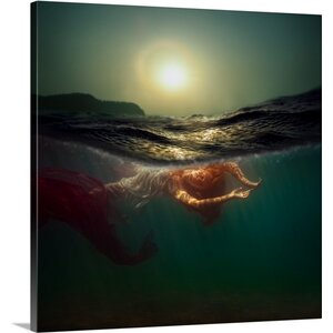 Siren by Dmitry Laudin Wall Art on Canvas by Canvas On Demand