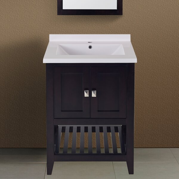 Lynwood 25 Single Bathroom Vanity Set by Andover Mills