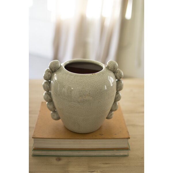 Grasso Ceramic Table Vase by August Grove
