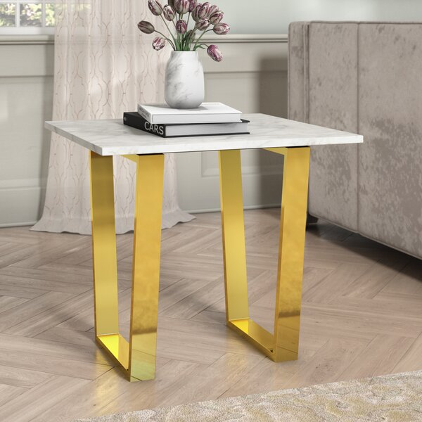 Germana End Table By Willa Arlo Interiors