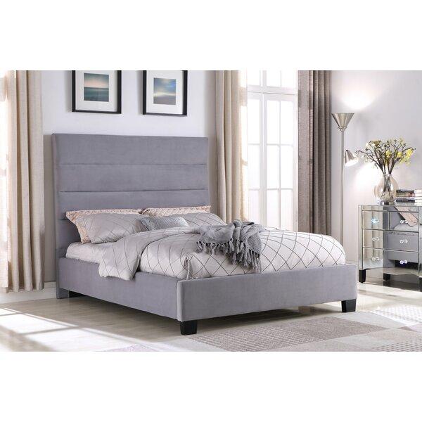 Ledezma Upholstered Platform Bed by Latitude Run