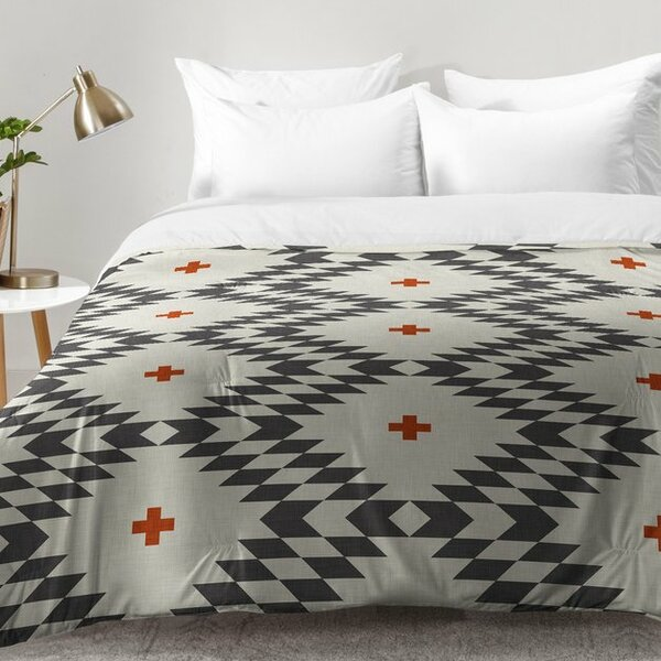 Native Natural Plus Comforter Set by East Urban Home