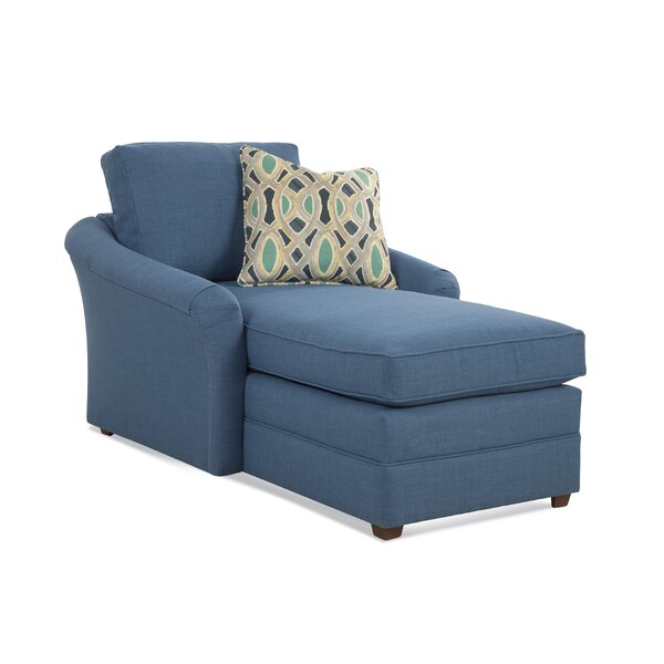 Wexler Full Chaise Lounge By Braxton Culler