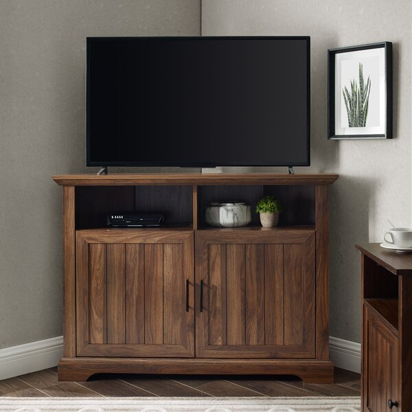 Tomball Corner TV Stand For TVs Up To 48