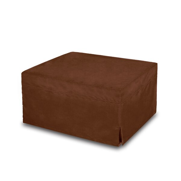 Outdoor Furniture Shianne Tufted Ottoman