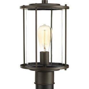 Best Reviews Madsen 1-Light Lantern Head By Gracie Oaks