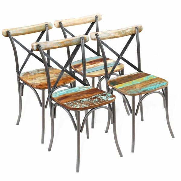 Liesel Dining Chair (Set of 4) by 17 Stories