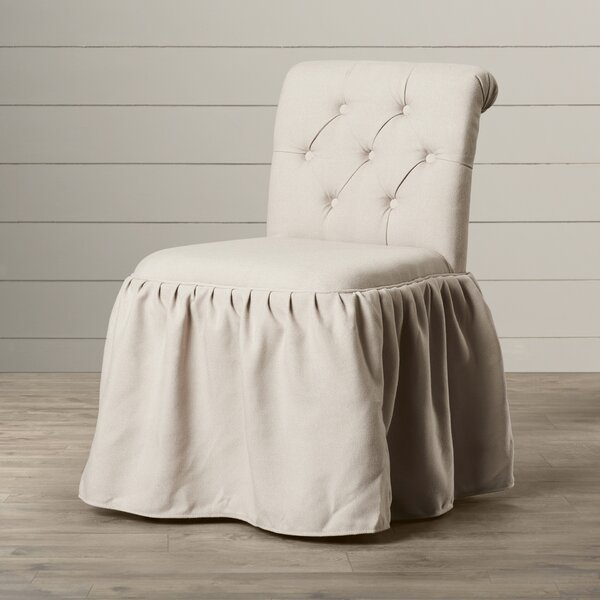 Milieu Vanity Chair by One Allium Way