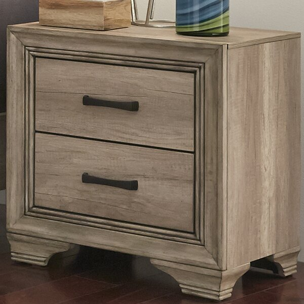 Payne 2 Drawer Nightstand by Laurel Foundry Modern