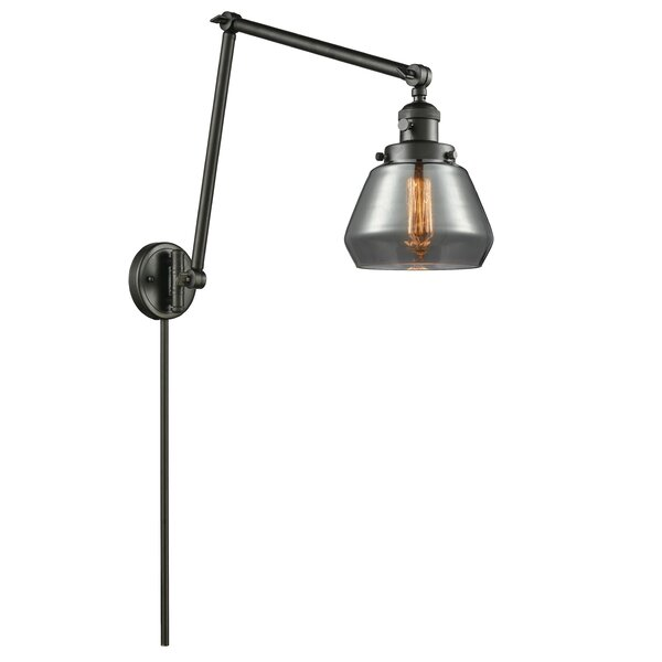 Dupree Double 1-Light Swing Arm by Brayden Studio
