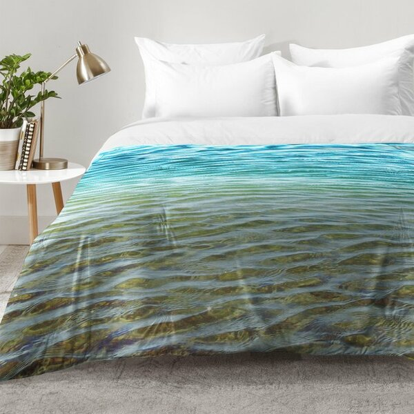 Rory Ombre Sea Comforter Set