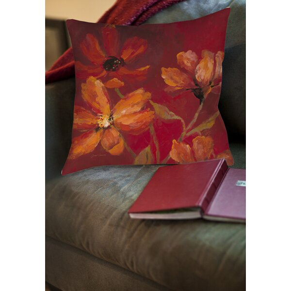 Haffenreffer Throw Pillow by Andover Mills